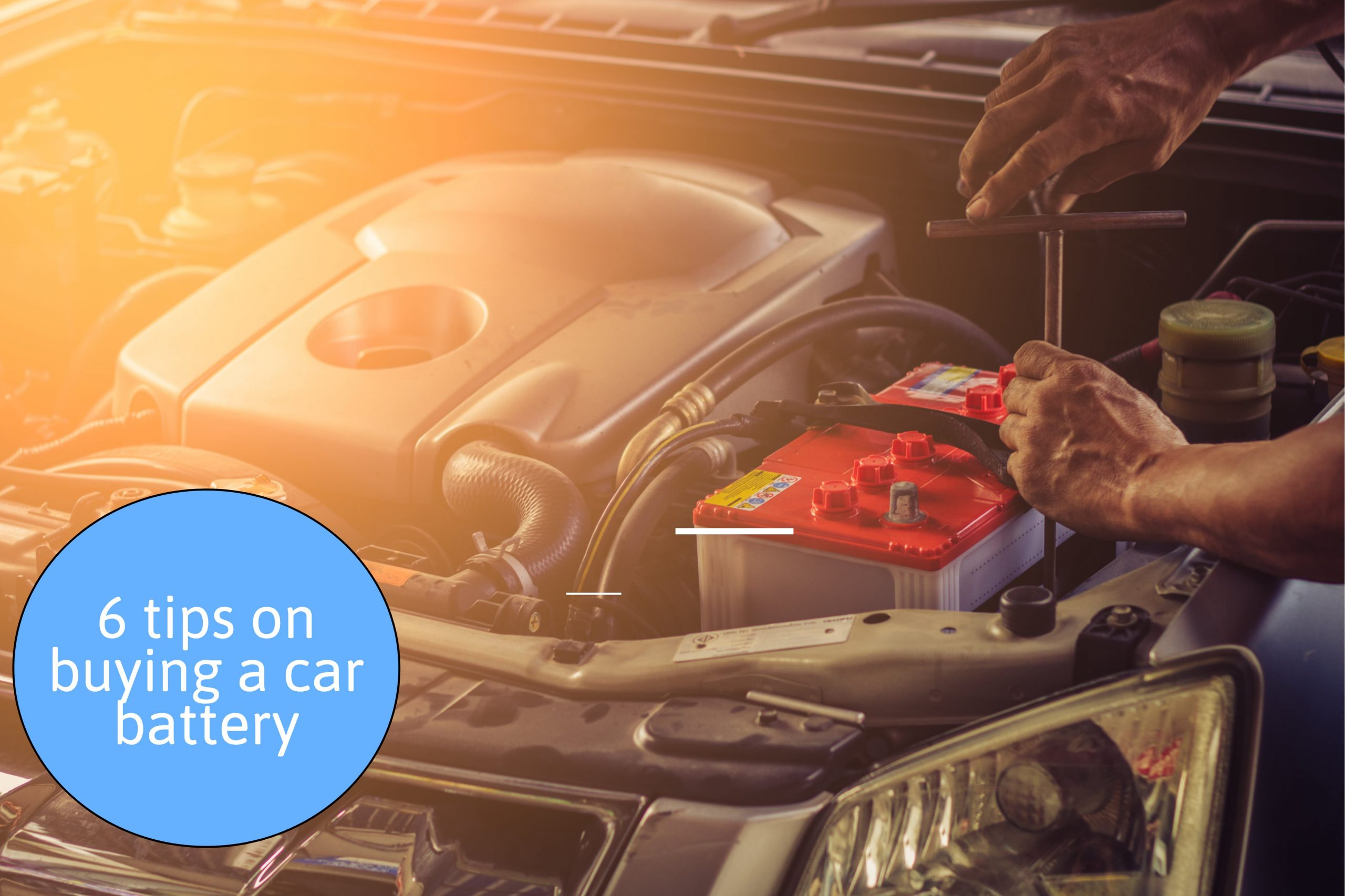 How to buy or replace your car battery