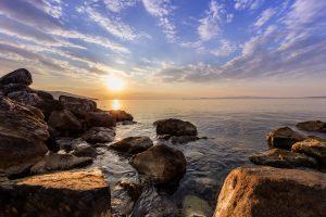 stratoni beach, greece