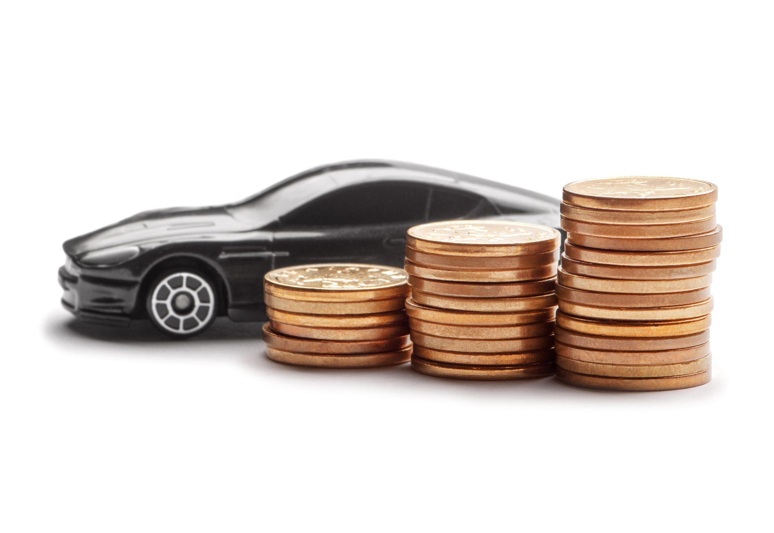 قسط التأمين على السيارات