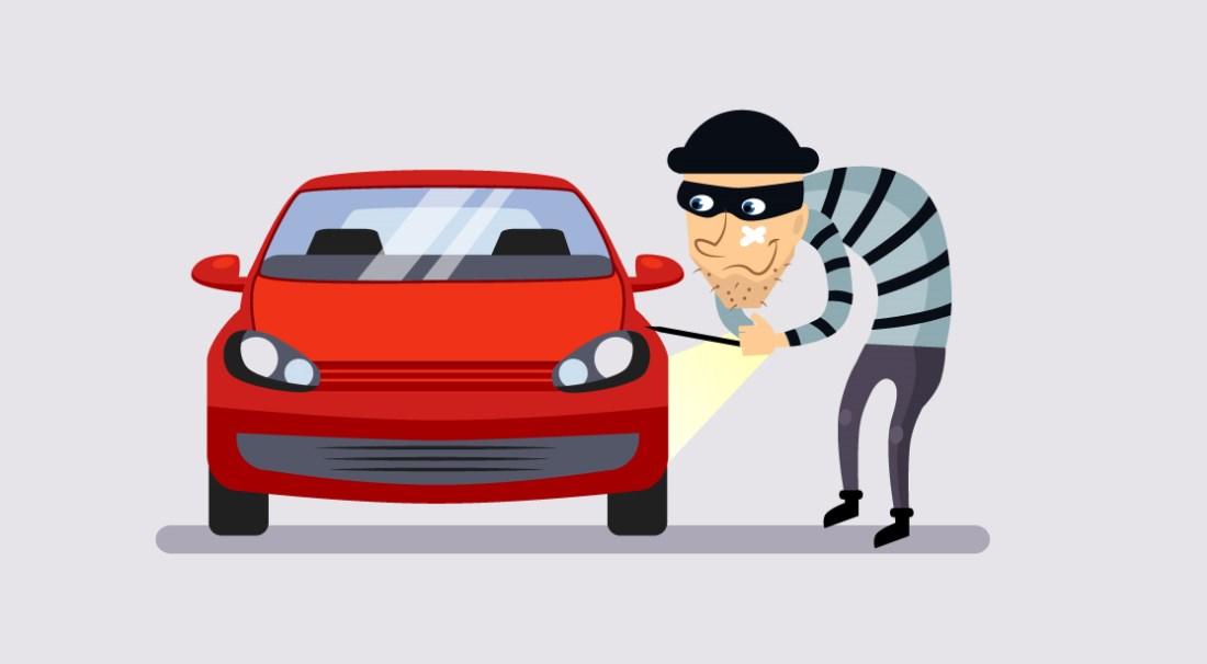 تغطية تأمين السيارة - هل تغطي السرقة؟