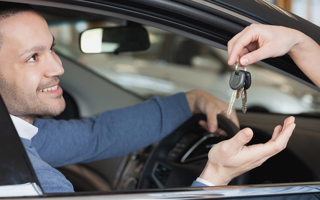 Replacement Vehicle Insurance Cover
