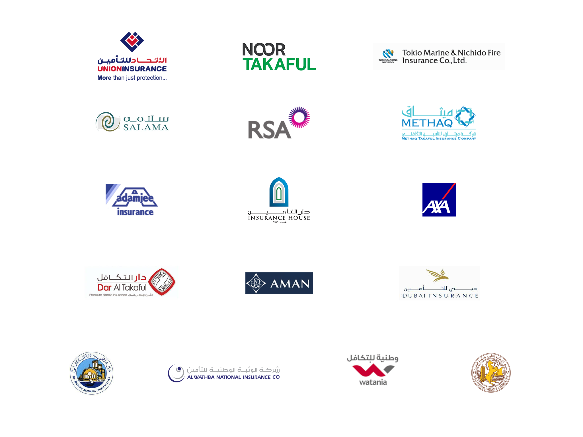 the best insurance companies in the UAE