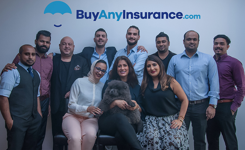buy any insurance team