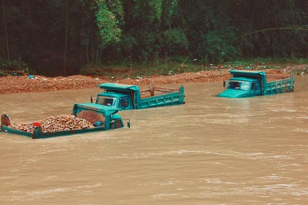 يغطي التأمين الشامل أضرار الكوارث الطبيعية خلافاً للتأمين ضد الغير