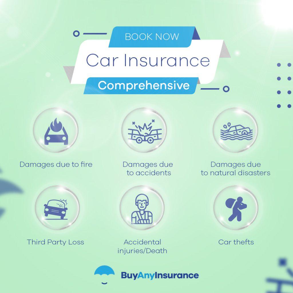 Comprehensive insurance coverage