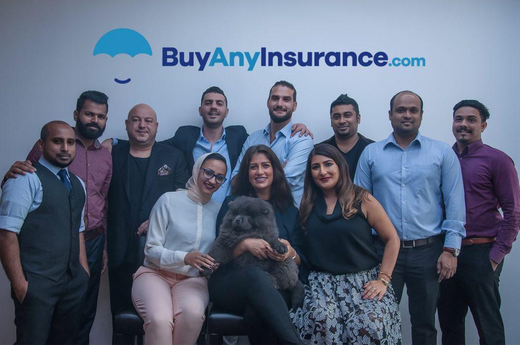 فريق BuyAnyInsurance